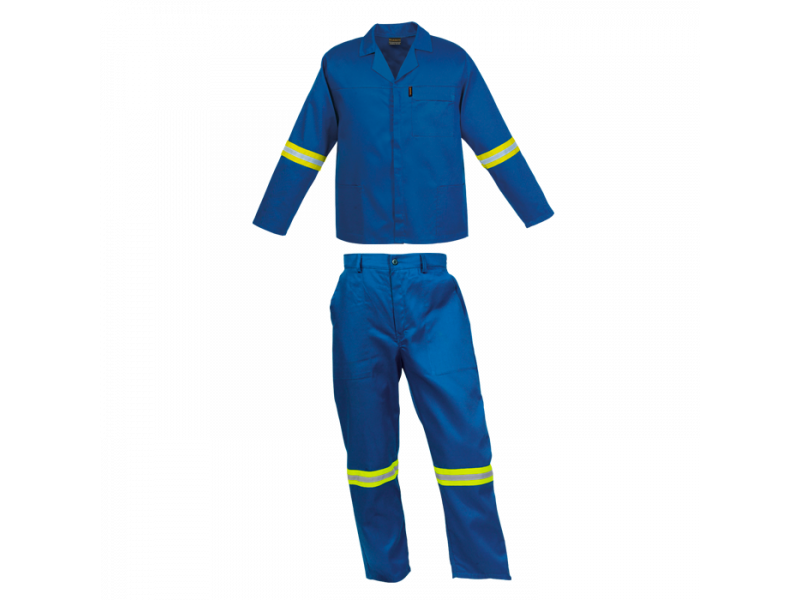 Barron Budget Poly Cotton Conti with Reflective